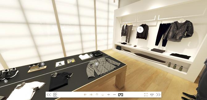 Inditex inaugura su primera tienda virtual