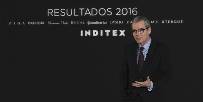 Inditex eleva sus ventas en España un 6,2% el pasado 2016