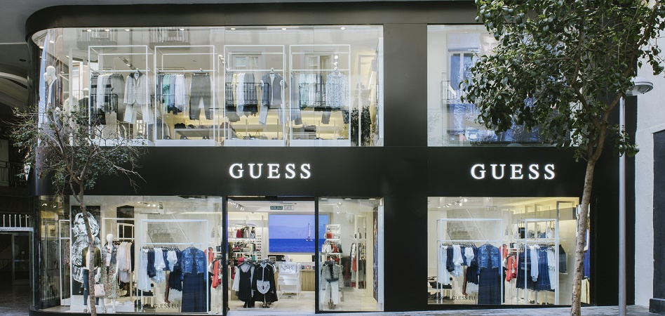 Guess abre su Flagship store junto al mercado Fuencarral de Madrid
