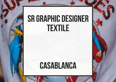 Diseñador Gráfico Textil Senior – Casablanca
