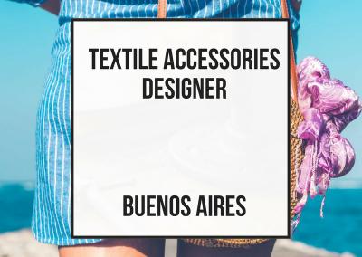 Textile Accessories Designer – Buenos Aires, Argentina