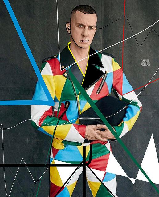 Jeremy Scott is the designer of 2018