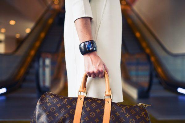 Louis Vuitton closes the Paris Fashion Week.