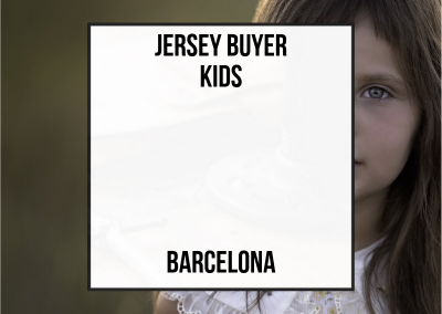 Jersey Buyer Kids – Barcelona