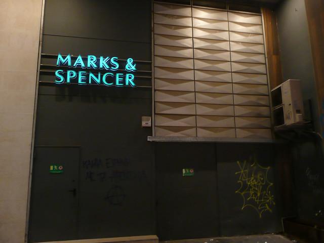 Maddy Evans llega a Marks&Spencer