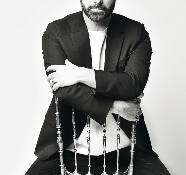 Bertrand Guyon ficha por Dior