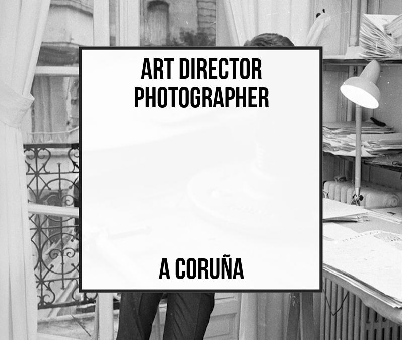 Art Director – Photographer – A Coruña