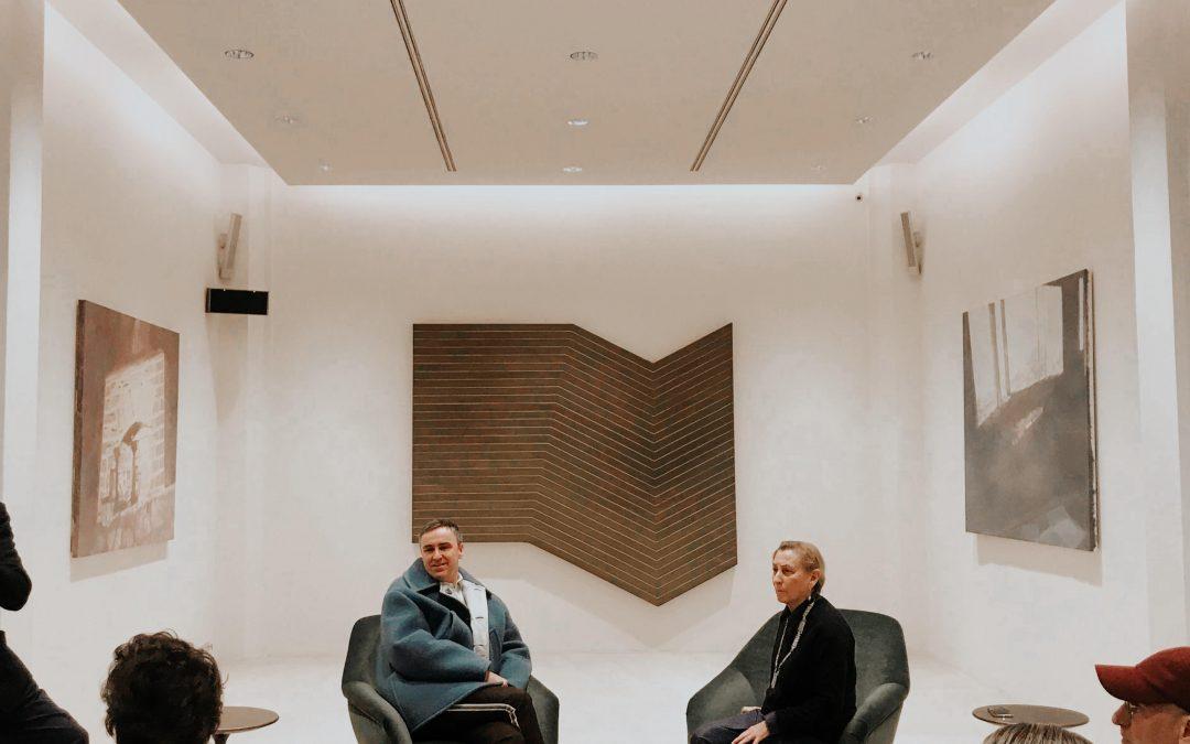 Raf Simons se suma a la dirección creativa de Prada