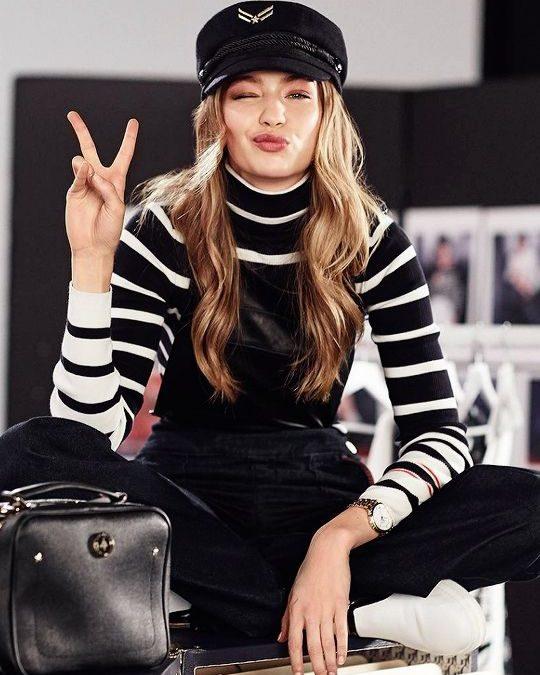 La boina francesa es el nuevo accesorio de moda