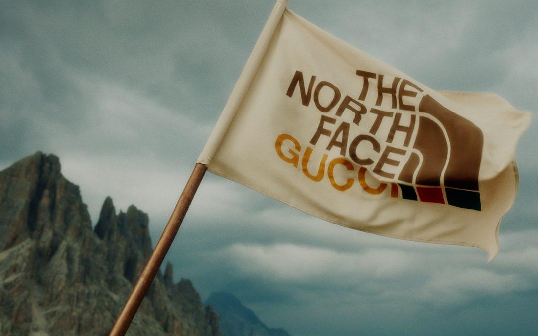 The North Face x Gucci: la colaboración más esperada