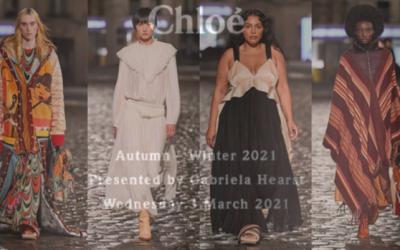 Gabriela Hearst presenta su colección debut para Chloé