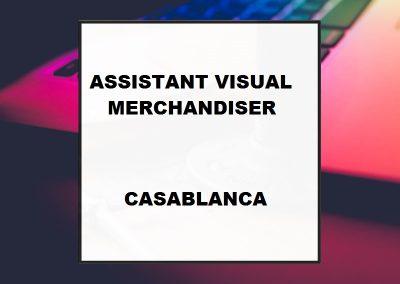 Assistant Visual Merchandiser- Casablanca